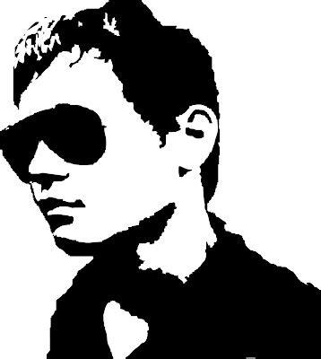 membuat gambarfoto menjadi hitam putih  corel draw