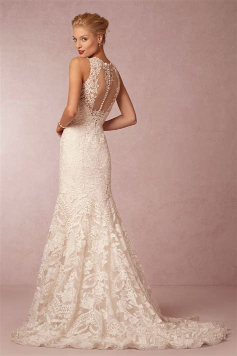 Pictures Wedding Dresses by Backless Wedding Dresses Open Low Back Styles Bhldn