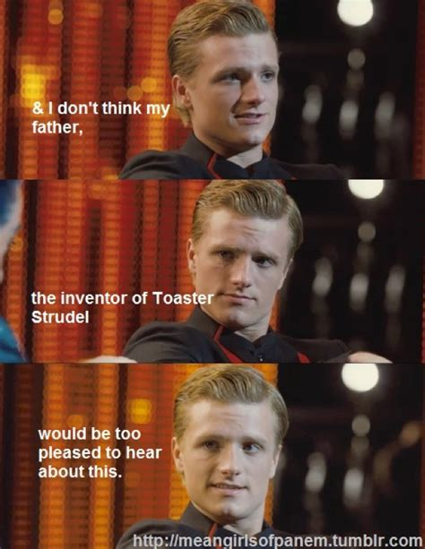 Toaster Strudal The Hunger Games