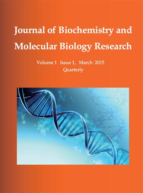 research papers on molecular biology research papers in molecular biology