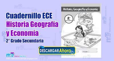 preguntas de historia geografia y economia cuadernillo de historia geograf 237 a y econom 237 a material