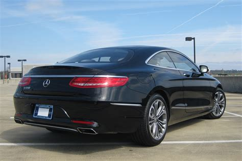 mercedes coupe for sale benzblogger 187 archiv 187 2015 mercedes s550 coupe