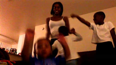 Mama And Her Dance Machines Dancing To Quot Brick House Quot Rick James Youtube
