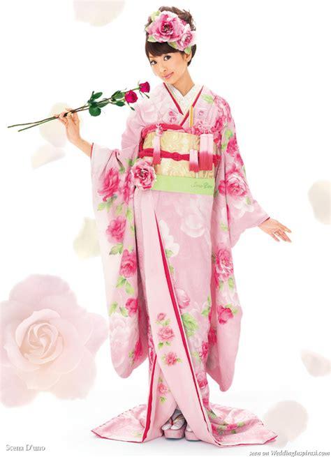 Scena d uno japanese wedding kimono wedding inspirasi