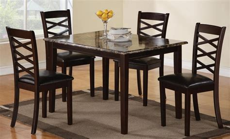 Cheap Black Dining Room Sets Black Dining Room Sets For Cheap Marceladick
