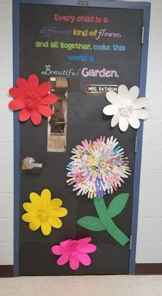 rainbow   elses cloud classroom door