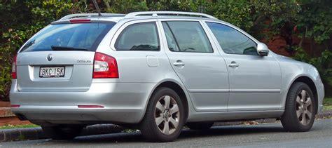 skoda octavia station wagon 2009