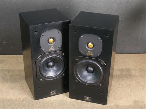 sale pending monitor audio monitor 7 gold bookshelf