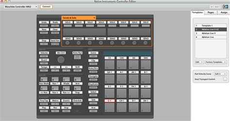 Maschine Ableton Template Maschine Mk2 Template Not Working In Ableton Live 9 Ni Community Forum