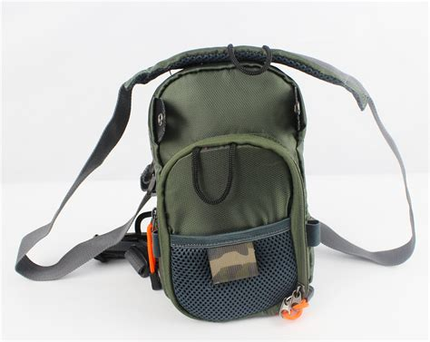 comfortable bag fly fishing chest bag waist pack lightweight comfortable
