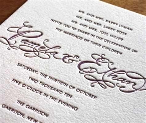 Wedding Invitations With Divorced Parents by Including Parents Names In Invitation Wording