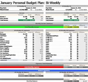 Microsoft Budget Templates Colorful Weekly Budget Planner Template Home Budget