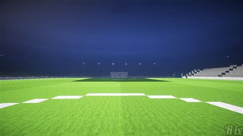 imagenes wallpaper de futbol football pitch minecraft wallpaper and background