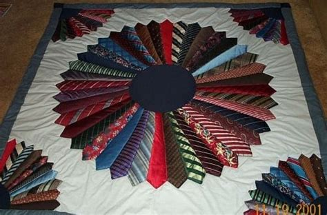 Necktie Quilt Pattern Free by Quilt Pattern Of A Gallery Details Quilters Crafts Sewing Paper And