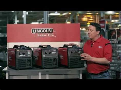 lincoln power mig 180 dual review review of power mig 180c welder by lincoln electric how
