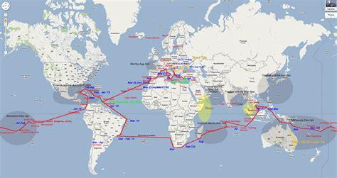 catamaran to sail around the world around the world map d around africa sailing