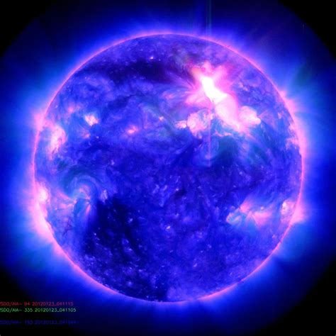 Current Solar Activity Is Only The Beginning Of A New Wave Solar Uv Light