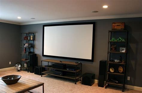 beautiful home theater system design gallery interior