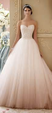 blush colored wedding dress best 25 blush wedding dresses ideas only on