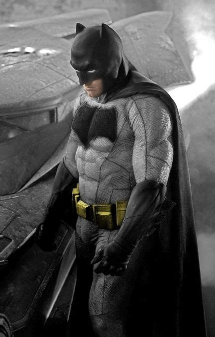 Poster Unclear Justice One kevin smith reveals new details about the batsuit in