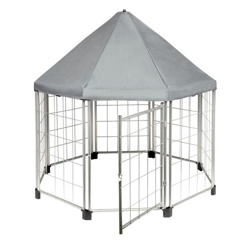 pet gazebo portable indoor outdoor pet gazebo tree shops
