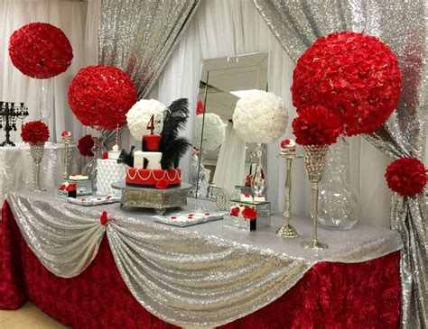 party themes with red red roses birthday quot red roses 40th birthday quot catch my