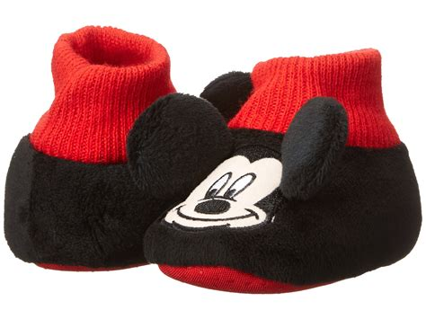 mickey mouse slipper socks favorite characters disney 174 mickey mouse sock top slipper