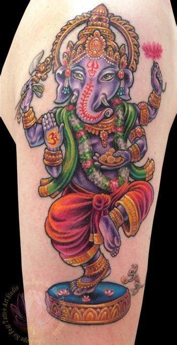 ganesh tattoo half sleeve 15 ganesha half sleeve tattoos