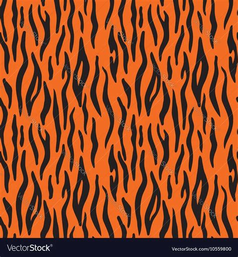 pattern repeat textiles definition abstract animal print seamless vector pattern with tiger