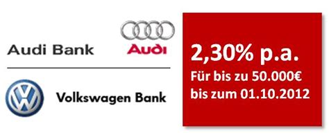 Audi Bank by Audi Bank Tagesgeld Mit 2 30 Bankingcheck De