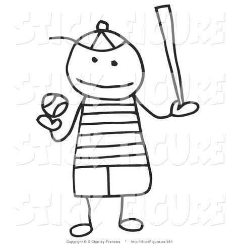 Stick Person Clipart Free