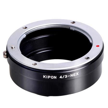 kipon four thirds lens to sony e mount camera lens adapter