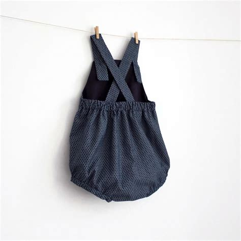 sewing pattern romper baby romper pattern pdf sewing pattern instant download