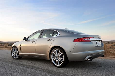 2010 jaguar xf supercharged review 2010 jaguar xf supercharged photo gallery autoblog