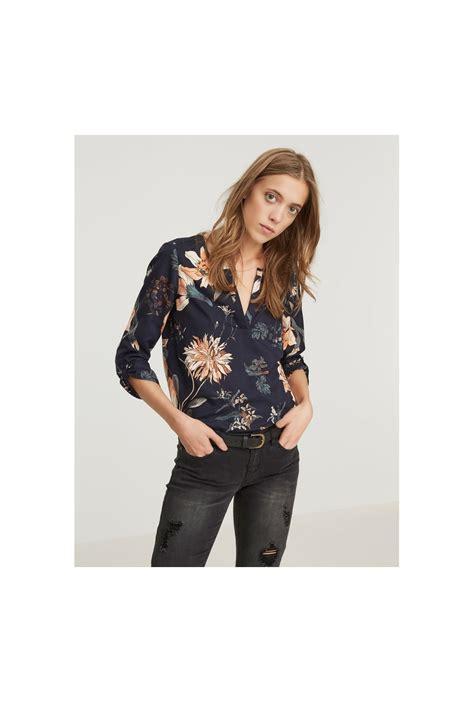 Vero Moda Sleeve Blouse vero moda 3 4 sleeve floral blouse vero moda from ruby
