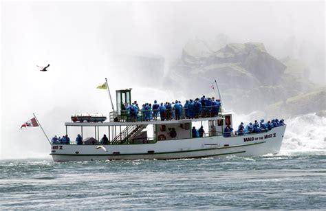 niagara falls boat ride tickets niagara falls maid of the mist