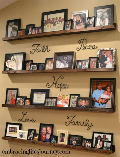 what makes a family families are built in many different ways books 25 best ideas about picture shelves on