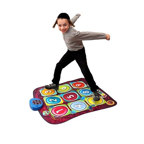 Damce Mat shpring and twist mat