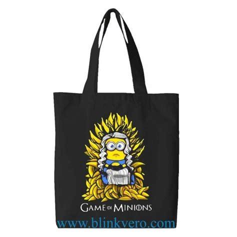 Bag Minions Tote Bag minion awesome fashion shopping tote bag
