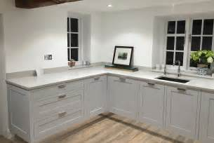 Manufactured Kitchen Cabinets the authentic shaker kitchen concept interiors sheffield