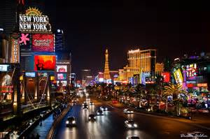 City Lights Las Vegas Las Vegas Diana Goldin Photography