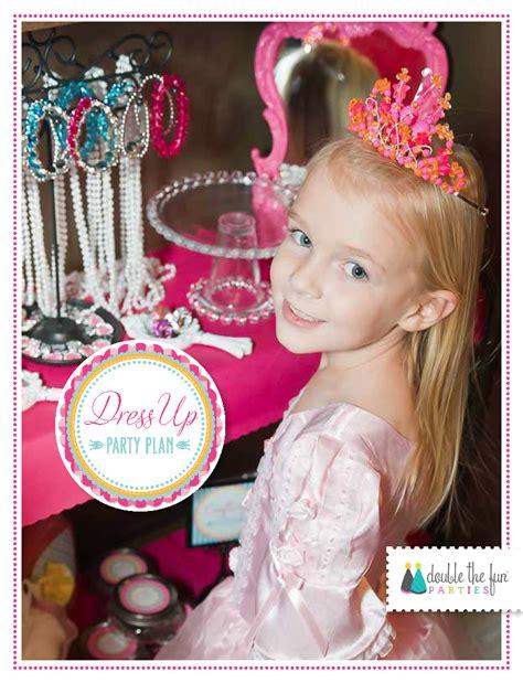 birthday themes dress up dress up birthday party bloom designs