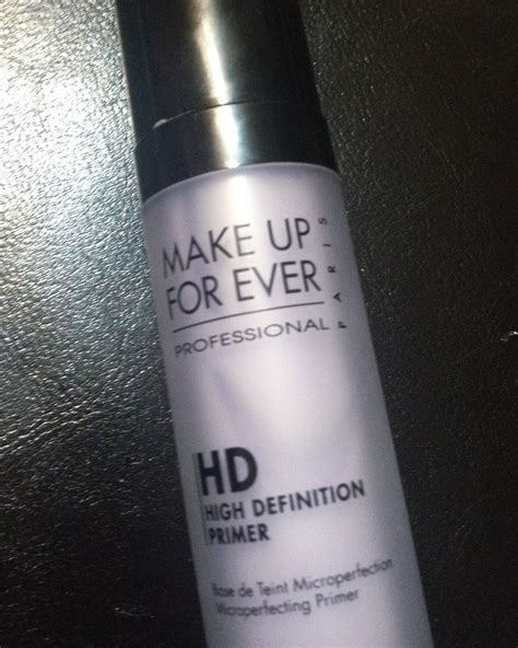 Makeup Forever Hd Primer Make Up For Hd Primer Review Makeup Most Wanted