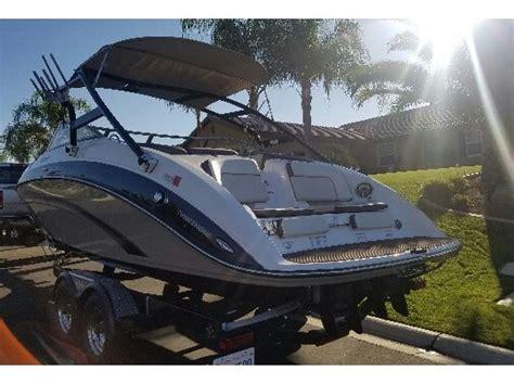 boats for sale in bakersfield california - Yamaha Boats Bakersfield