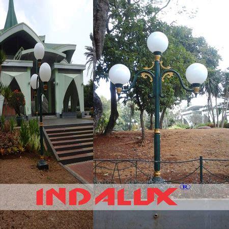 Tiang Lu Taman Antik jual tiang lu taman antik type dpr cabang 2 1 indalux