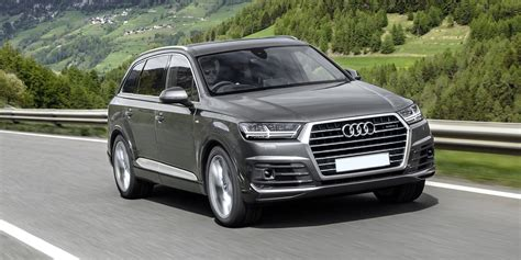 Review Of Audi Q7 by Audi Q7 Review Carwow