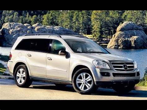 all car manuals free 2007 mercedes benz gl class user handbook 2007 mercedes benz gl450 4matic review start up and walk around youtube