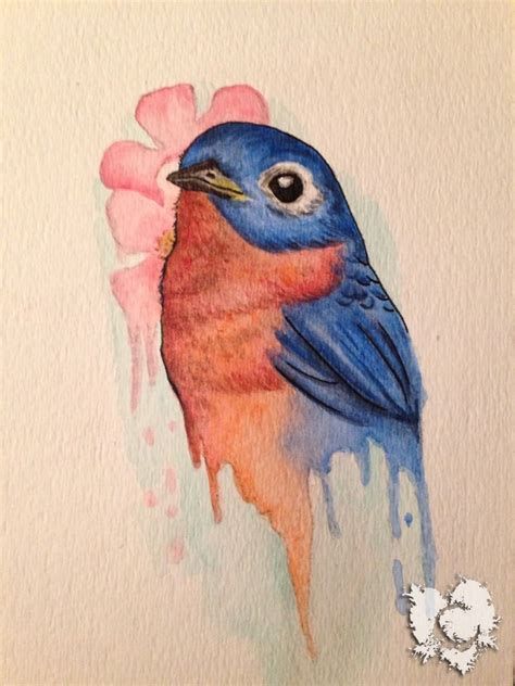 watercolor tattoo artists metro detroit ceejay birds watercolor watercolor painting cee