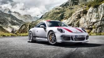 Image Porsche Porsche 911r 2017 Cartype