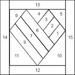 free printable paper piecing quilt patterns